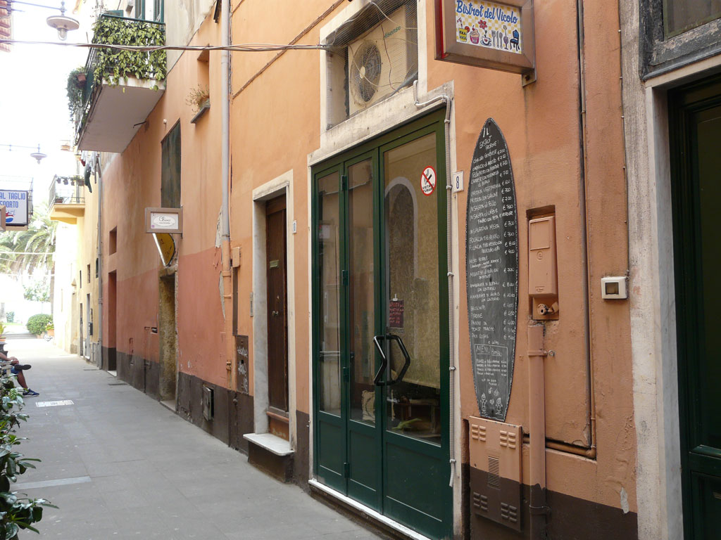 Bistrot del Vicolo (Ph: Provincia di Savona)