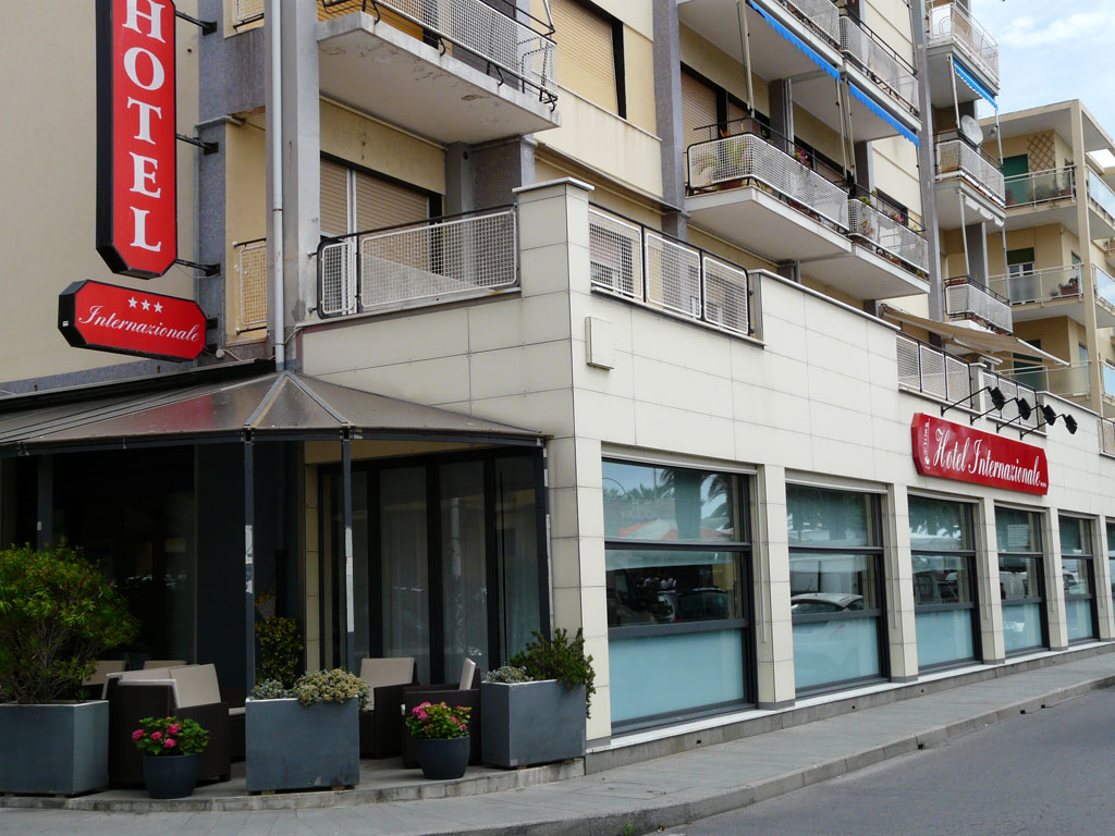 Hotel Internazionale (Ph: Provincia di Savona)