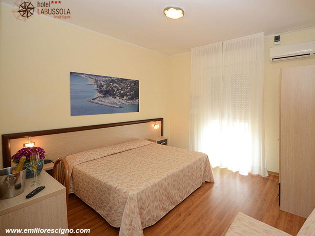 Hotel La Bussola (Ph: Sito web)