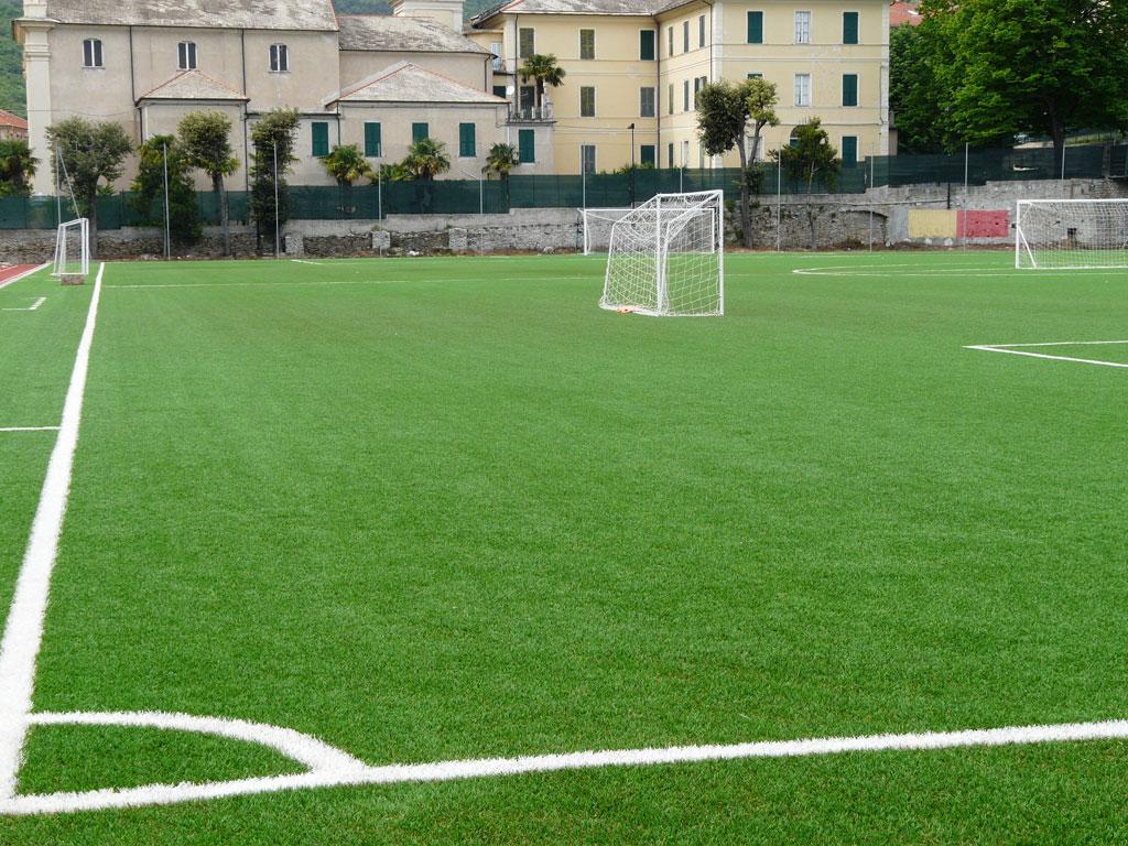Campo da calcio F. Borel (Ph: Provincia di Savona)