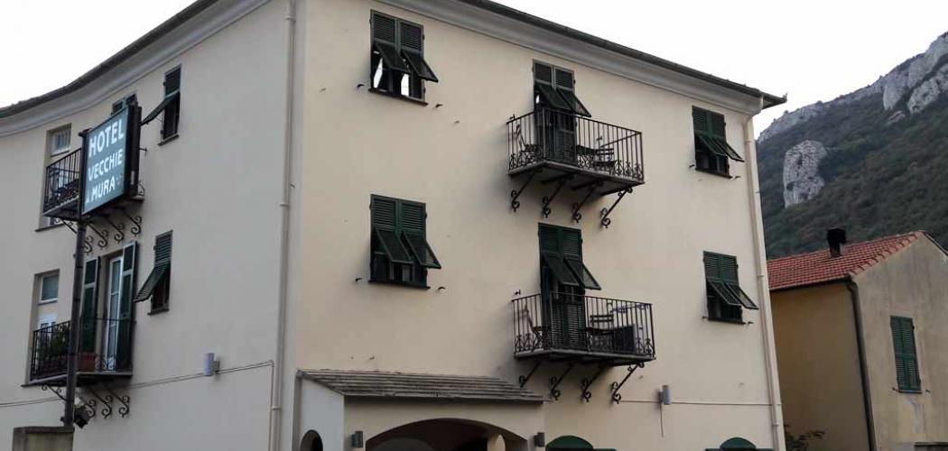 Alle Vecchie Mura (Ph: Provincia di Savona)