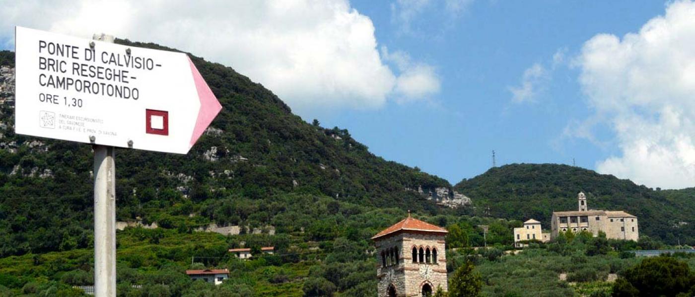 Calvisio (Ph: Provincia di Savona)