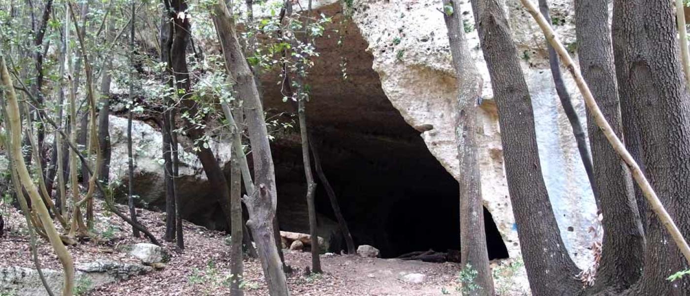 Roman quarries (Ph: Provincia di Savona)