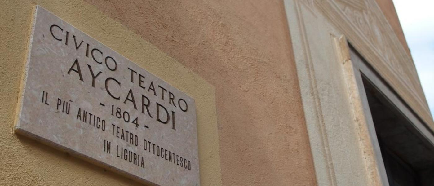 Teatro Aycardi (Ph: Provincia di Savona)
