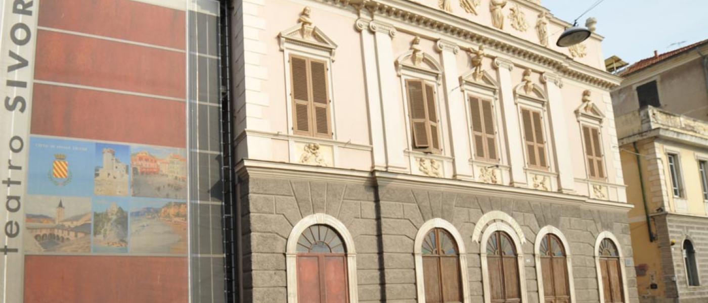 Teatro Sivori (Ph: Provincia di Savona)