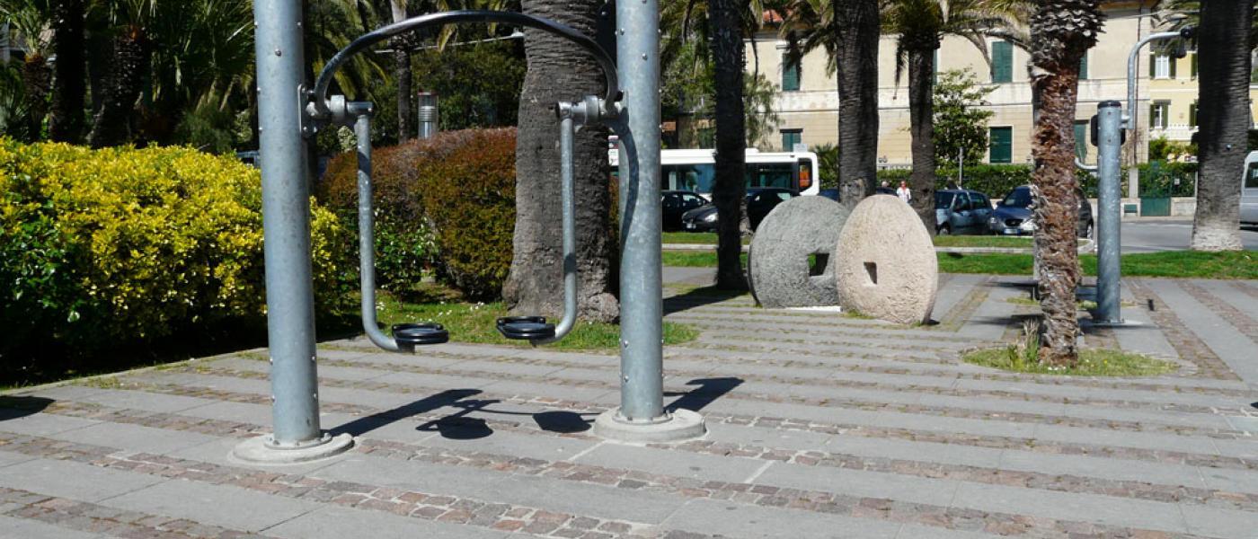 Fitness Area (Ph: Provincia di Savona)