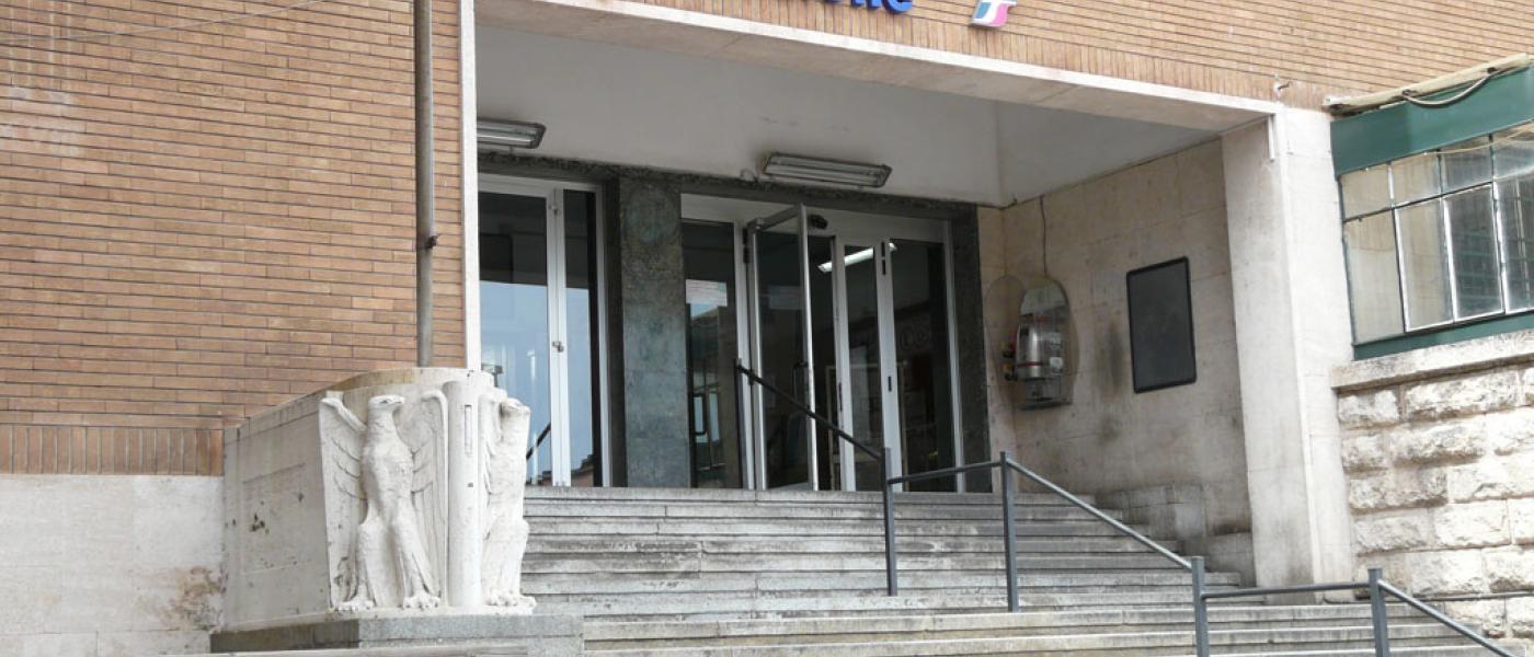 Stazione di Finale Ligure Marina (Ph: Provincia di Savona)