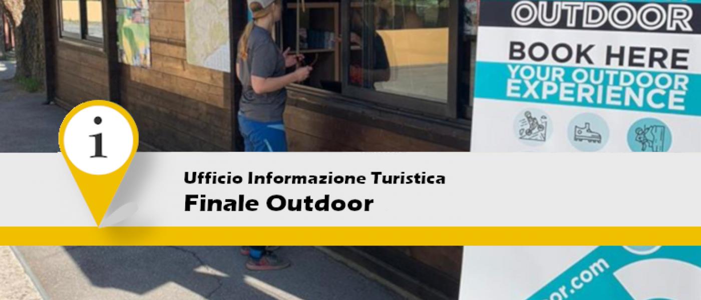 Ufficio Informazione Turistica - Finale Outdoor Base