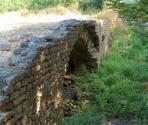 Ponte romano nella Valle Ponci