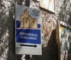 Accesso al sentiero  (Ph: Provincia di Savona)