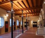 Oratorio dei Disciplinanti, Sala delle colonne (Ph: Provincia di Savona)
