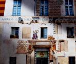 Palazzo del Tribunale - Facciata (Ph: Associazione Baba Jaga)