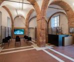 Nuovo allestimento ufficio IAT Finalborgo - progetto arch. Eugenia Murialdo – Museo Diffuso del Finale- Ph. Credits  Pietro Rosso