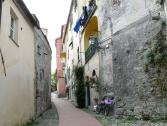 Via che sale sulla collina (Ph:Provincia di Savona)