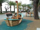 Giochi sul lungomare (Ph: Provincia di Savona)