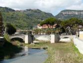 Ponte sul torrente Sciusa a Finalpia (Ph: Provincia di Savona)
