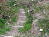 Salita al Parco Archeologico (Ph: Provincia di Savona)