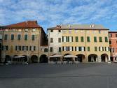 Piazza Vittorio Emanuele II (Ph Provincia di Savona)