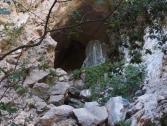 Grotta Strapatente - ingresso nord (Ph: Provincia di Savona)