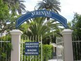 Bagni Serenval, accesso privato (Ph: Provincia di Savona)