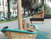 Giochi lungomare Finale Ligure (Ph: Provincia di Savona)
