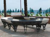 Pista per gioco delle biglie (Ph: Provincia di Savona)