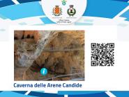 QR Code Caverna delle Arene Candide