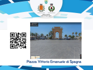 Piazza Vittorio Emanuele e Piazza di Spagna