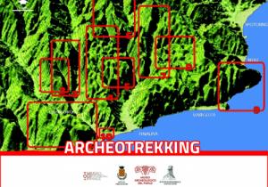 Le trincee delle cave di Pietra di Finale di Cornei e la chiesa di San Lorenzino di Orco