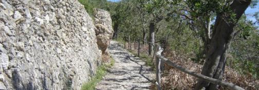 Footpaths (Ph: Provincia di Savona)