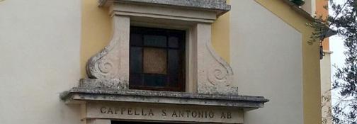 Cappella di Sant'Antonio Abate al Monte