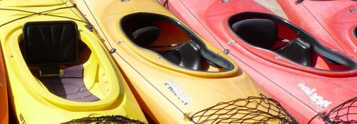 Canoa and Kayak (Ph: pixabay)