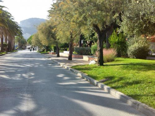 Promenade of Finalmarina (Ph: Provincia di Savona)