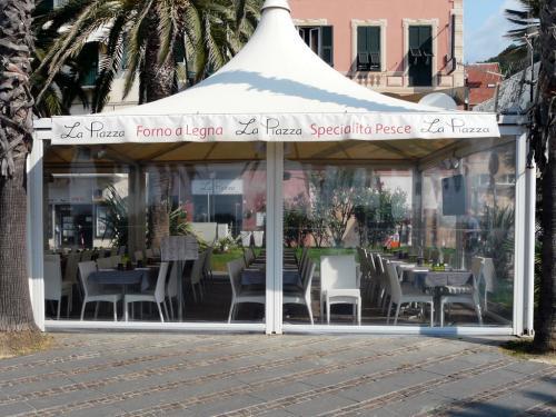 La Piazza (Ph: Provincia di Savona)