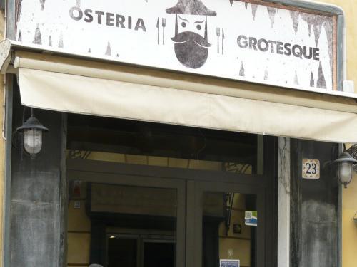 Osteria Grotesque (Ph: Provincia di Savona)