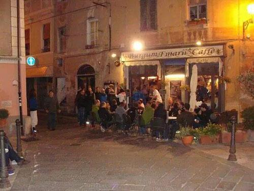 Burgum Finarii Caffe (Ph: Sito web)