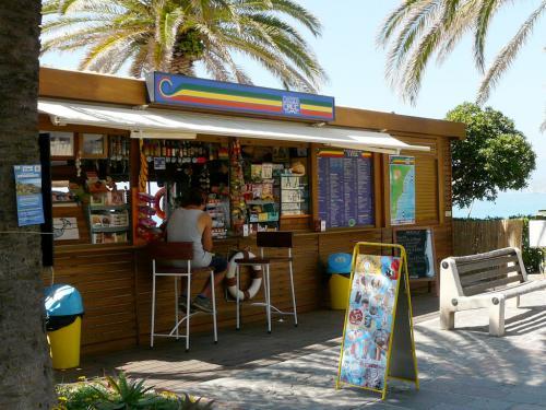 Chiosco Bar Free Time (Ph: Provincia di Savona)