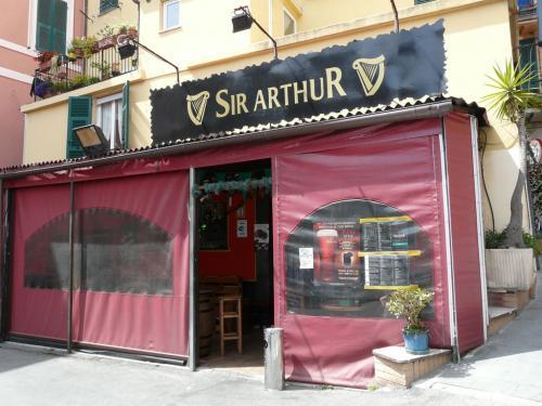Sir Arthur (Ph: Provincia di Savona)