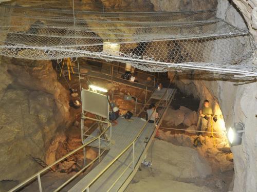 Visita guidata alla caverna delle Arene Candide
