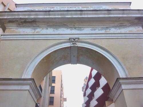 Arco Trionfale di Carlo Alberto