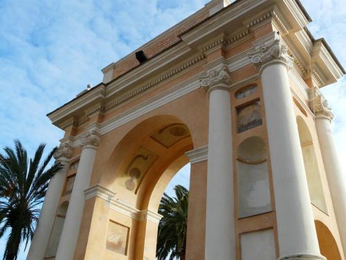 Arco di Margherita di Spagna (Ph: Provincia di Savona)