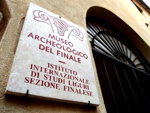 Museo Archeologico del Finale (Ph: Provincia di Savona)