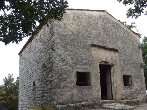 St. Antonino's Chapel (Ph: Provincia di Savona)