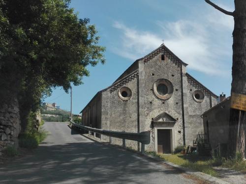 Chiesa di San Sebastiano di Perti (Ph: Provincia di Savona)