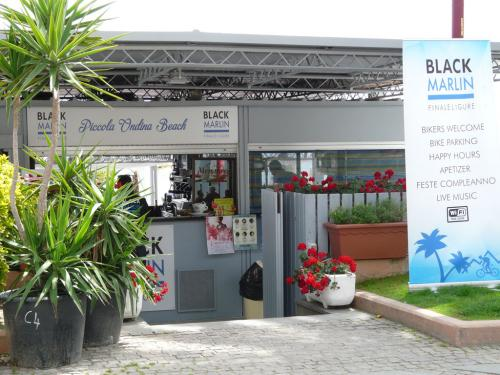 Piccola Ondina Beach Black Marlin (Ph: Provincia di Savona)