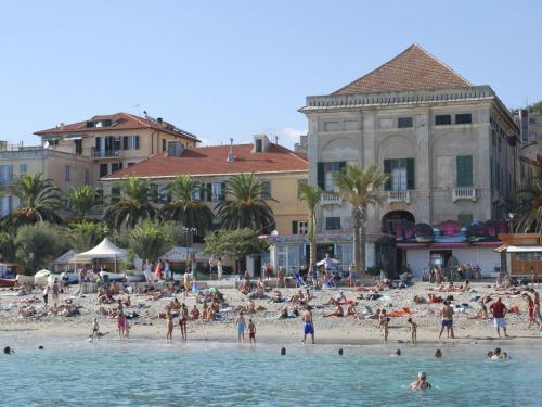 Spiaggia libera del Centro (Ph: Rescigno-Merlo)