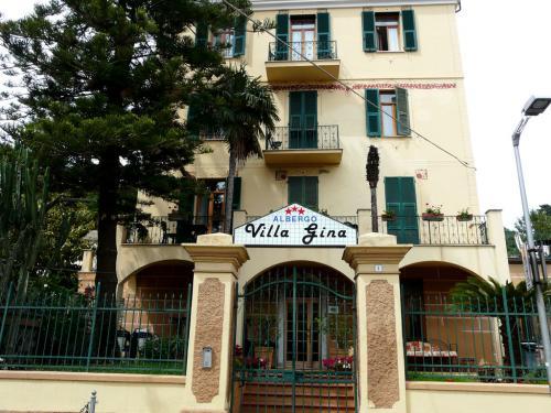 Villa Gina (Ph: Provincia di Savona)