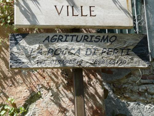 La Rocca di Perti (Ph: Provincia di Savona)
