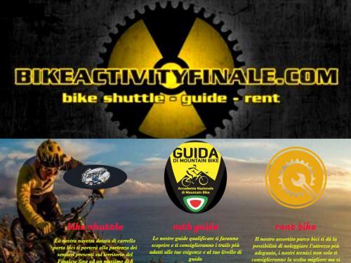 Bike Activity Finale
