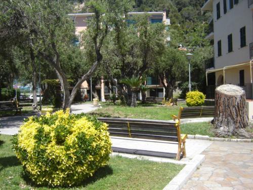Giardini di Varigotti (Ph: Provincia di Savona)
